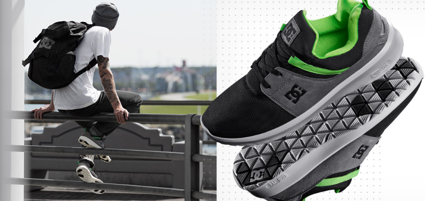 Акции DC Shoes в Санкт-Петербурге